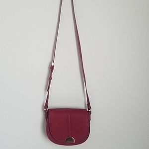 Forever21, faux leather, crossbody mini bag